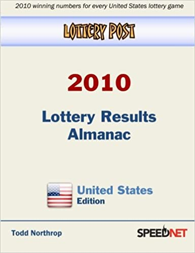 Lottery Post 2010 Lottery Results Almanac, United States ...
