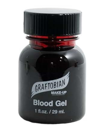 Graftobian Blood Gel, 1oz Bottle