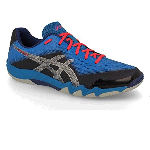 6 Para Zapatillas Deporte De Hombre Interior Asics Gel Azul blade qpEwWpFg