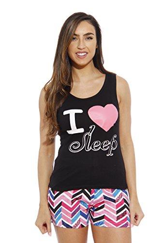 3 Piece Plus Size Lingerie Set - Just Love 6322-10047-2X Women Sleepwear/Short Sets/Woman Pajamas