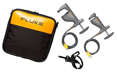 Fluke 80PK-18 Pipe Clamp Temperature Probe Kit (Fluke Hvac)