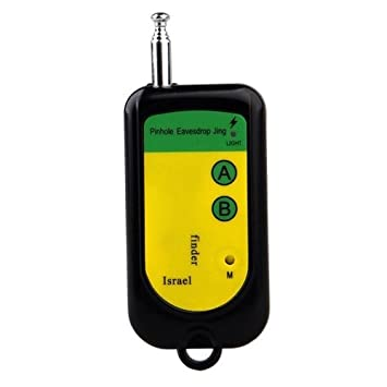 Detector Camaras ocultas anti espia camara oculta RF: Amazon.es: Electrónica