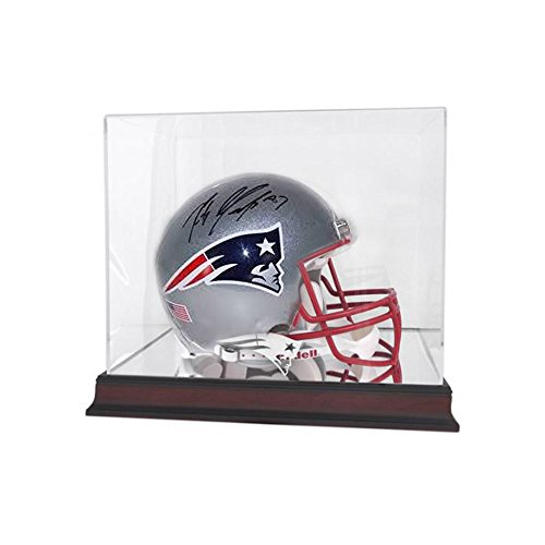Rob Gronkowski New England Patriots Autographed Full Size NFL Helmet by Vintage Favs