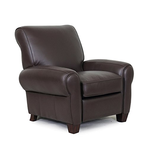 Barcalounger Lectern II Leather Oversized Recliner