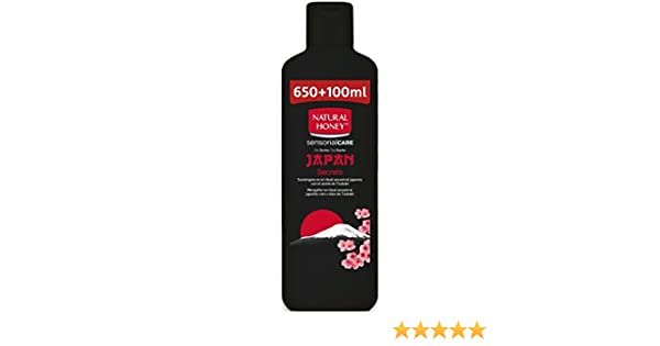 Revlon Natural Honey Japan Secrets Gel De Ducha 750ml: Amazon.es: Belleza