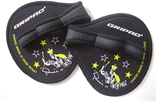 WOD Weightlifting /& Fitness Gym Workouts The Alternative to Weight Lifting Gloves Gripad Classic Workout Grips