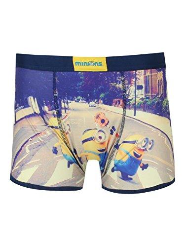- Despicable Me Men's Minions Abbey Road Boxer Shorts