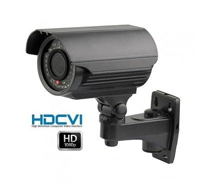HD-CVI – Cámara de vigilancia HDCVI 1080P IR 40 m con Distancia Focal 2.8