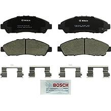Bosch BC1280 QuietCast Premium Ceramic Front Disc Brake Pad Set