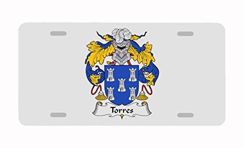 Torres Coat Of Arms Spanish Coat Of Arms Spanish Coat