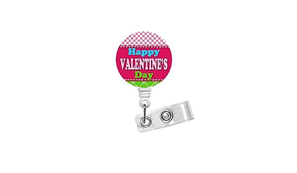 V is For Vodka Valentine Interchangeable Badge Reel