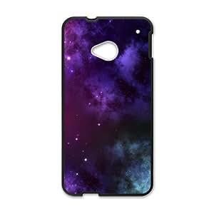 ORIGINE Puple Star Sky Hot Seller Stylish Hard Case For HTC One M7 by icecream design