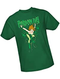 Poison Ivy -- DC Comics Adult T-Shirt