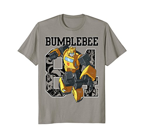Bumble Bee Merchandise (Transformer's Bumble Bee 84 Action T-Shirt)