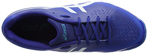 Homme Bleu Limoges Indoor Gel Blue White Directoire Multisport Blade 6 4301 Chaussures Asics 4apYqH