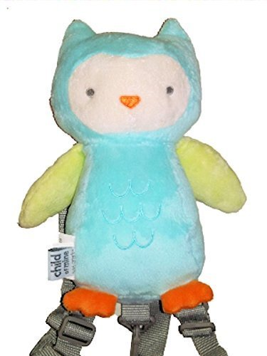 Child of Mine 2-in-1 Harness Buddy (Blue Owl)