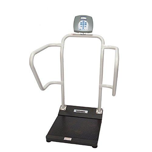 Health O Meter 1100KL Digital Patient Scale, Capacity 1000 lbs, Platform Dimension 15-3/4