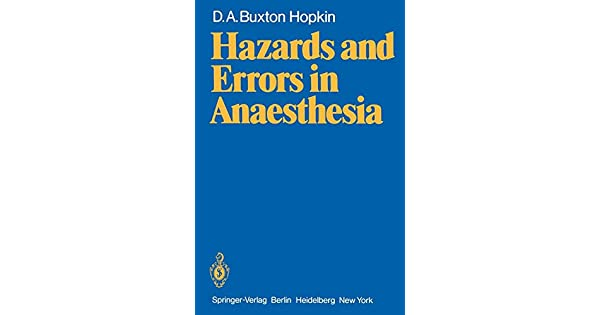 Human factors in preventing complications in anaesthesia: a systematic review