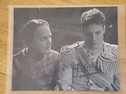 David Anders and Chad Michael Collins 10 inch by 8 inch Once Upon a Time autograph smtg 41UjbuYoWcL