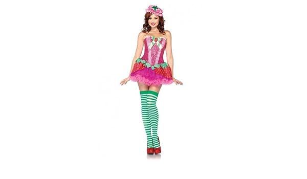 Disfraz Amor De Fresa: Amazon.es: Juguetes y juegos