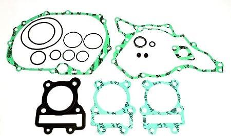 Outlaw OR3717 Complete Full Engine Gasket Set KLX110 /'02-13 DRZ110 /'03-05 Kit