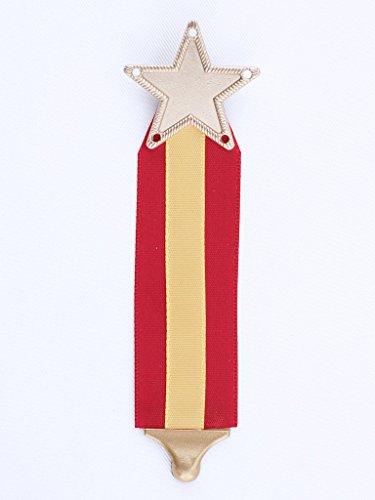 Hetalia Russia Cosplay Army Medal Gold Stars