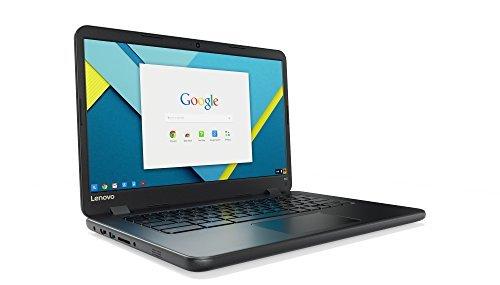 Lenovo 14″ IdeaPad N42-20 Chromebook, Intel N3060 Dual-Core, 16GB eMMC SSD, 4GB DDR3, 802.11ac, Bluetooth, ChromeOS