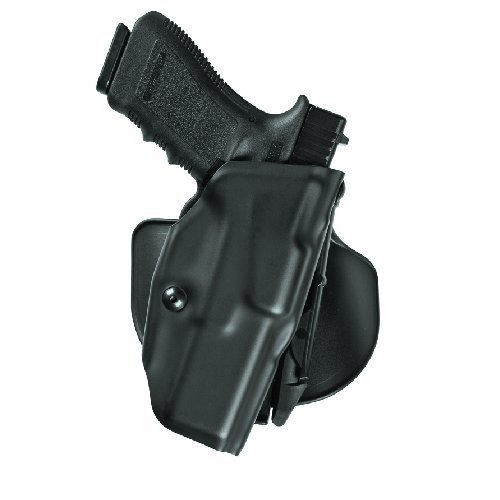 Safariland 6378 ALS Paddle Holster - STX Tactical Black, Right Hand from Safariland