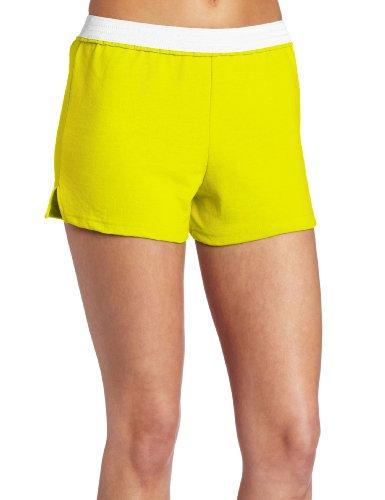 Yellow Athletic Shorts - 3