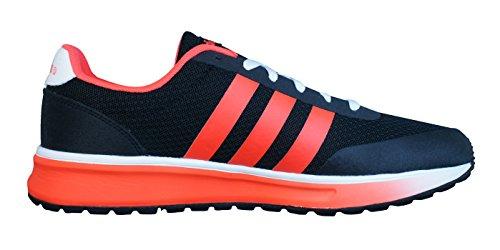 Running TM Mens V Racer Trainers Black Shoes adidas II Black Xw6Wq