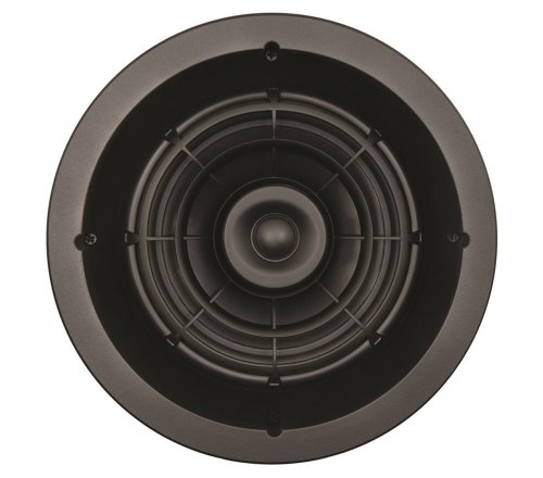 "SpeakerCraft Profile AIM8 One 8"" In-Ceiling Speaker (Each) Black ASM58101"