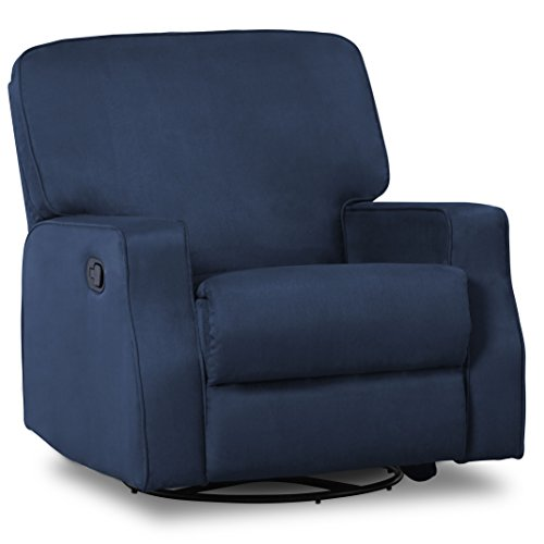 Delta Home Chambers Bay Recliner, Navy For Sale