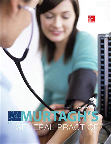 Murtagh'S General Practice 7Th Edition