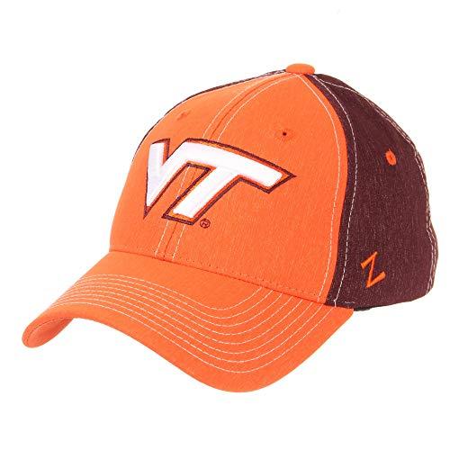 - ZHATS NCAA Virginia Tech Hokies Men's Clash Waterproof Performance Cap, Medium/Large, Maroon