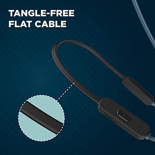 JBL T205BT by Harman Pure Bass Wireless Metal Earbud Headphones with Mic (Blue)