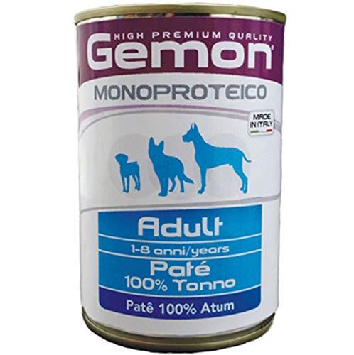 Pate Monoproteico de Atum 400g Gemon 400g