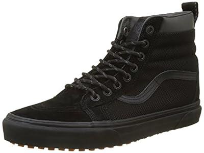 Vans SK8-HI MTE (MTE) Mens Skateboarding-Shoes VN-A33TXOPQ_10.5 - Black Ballistic
