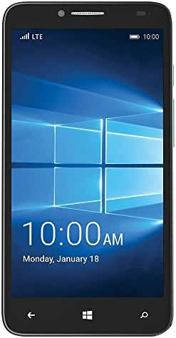 ALCATEL ONETOUCH Fierce™ XL Smartphone with Windows® 10 for T-Mobile