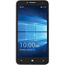 ALCATEL ONETOUCH FierceTM XL Smartphone Windows® 10 for T-Mobile