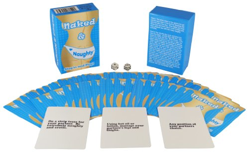 Amazon.com: Naked and Naughty, Adult Card Game For Couples and Lovers,  Bundle: Health & Personal Care