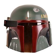 Star Wars Boba Fett Collectors Helmet Costume