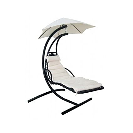 Hanging lounge chair Outdoor Hanging Image Unavailable Image Not Available For Color Hanging Lounge Chair Amazoncom Amazoncom Hanging Lounge Chair With Canopy Shade For The Perfect