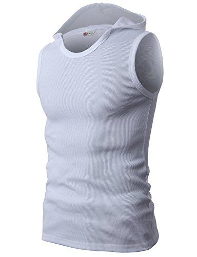 H2H Active Sleeveless T shirts Various