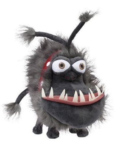 GRHOSE Despicable Me Minion Plush Dog - Kyle 15 Black, OneSize (Gru And Minions Costumes)