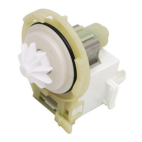 Spares2go Drain Pump Base For Bosch - Dishwasher Bosch Drain Pump