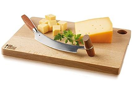 Boska Dutchy - Tabla para cortar queso (con cuchillo para ...