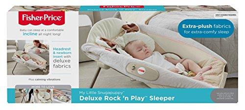 Fisher Price Deluxe Rock N Play Sleeper Snugapuppy Buy