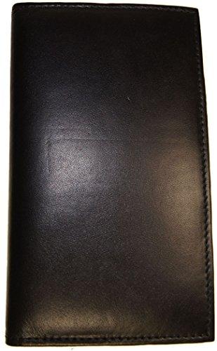 AG Wallets Genuine Leather Men Long Credit Card Wallet