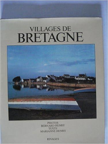 Livre Villages d.Bretagne pdf