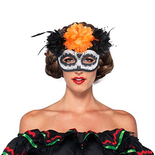 Halloween Decoration mask, Women's Day of Dead Skull